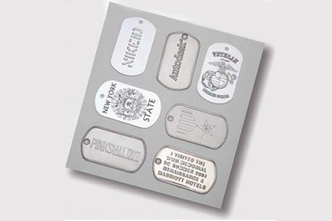 metal-tags
